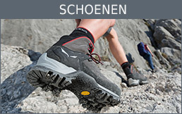 Salewa Schoenen in de Bergzeit shop