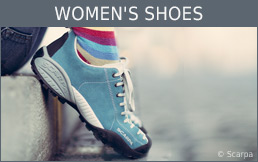 Buy Womens Footwear secure and conveniently at Bergzeit