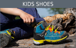 Buy Kids Footwear secure and conveniently at Bergzeit