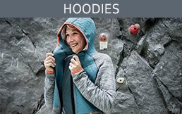 buy Hoodies secure and conveniently at Bergzeit