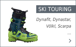 buy Ski Touring equipment secure and conveniently at Bergzeit