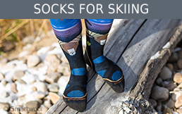 buy ski socks secure and conveniently at Bergzeit