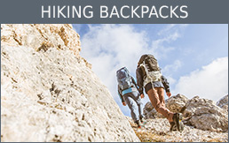 Buy Hiking backpacks secure and conveniently at Bergzeit