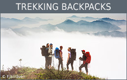 Buy Trekking backpacks secure and conveniently at Bergzeit