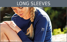 Buy Long sleeves secure and conveniently at Bergzeit