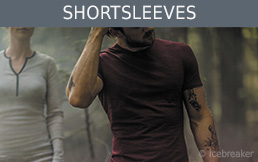 buy short sleeves secure and conveniently at Bergzeit