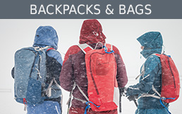 Vaude Backpacks and Bags at Bergzeit