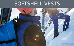 buy Softshell vests secure and conveniently at Bergzeit