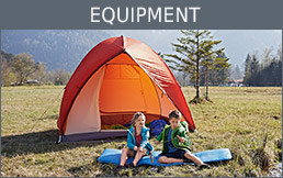 Buy Vaude equipment at Bergzeit