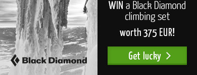 Win a Black Diamond climbing set at Bergzeit Lucky Duck