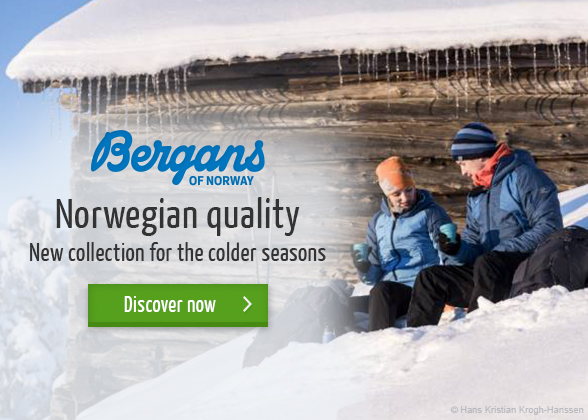 Bergans - New collection Fall Winter 16