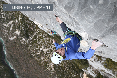 Buy Climbing Equipment secure and conveniently at Bergzeit