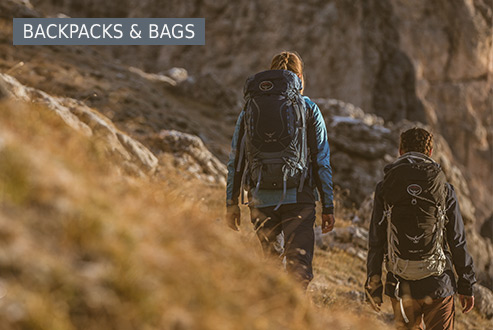 Buy Backpacks & Bags secure and conveniently at Bergzeit