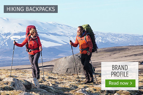 Deuter Hiking Backpacks at Bergzeit