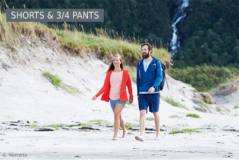 Buy Shorts & 3/4 pants secure and conveniently at Bergzeit