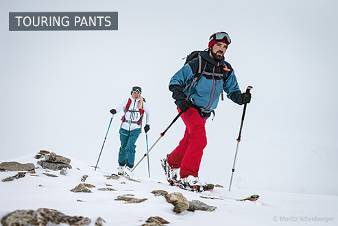 buy Touring pants secure and conveniently at Bergzeit