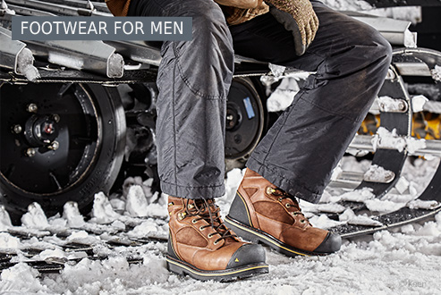 buy Footwear for men secure and conveniently at Bergzeit