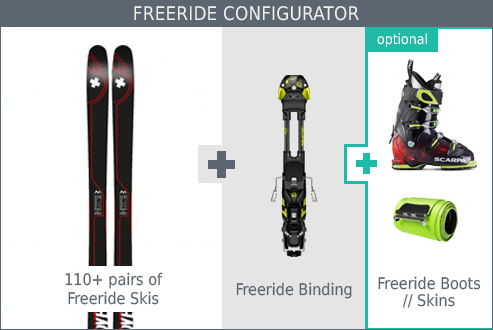 buy Ski-Sets secure and conveniently at Bergzeit