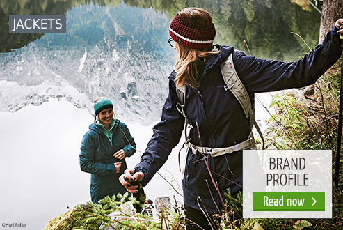Buy Vaude Jackets secure and conveniently at Bergzeit