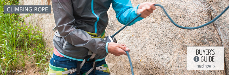 Buy Climbing Ropes secure and conveniently in the Bergzeit shop