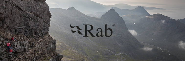 Buy Rab secure and conveniently at Bergzeit