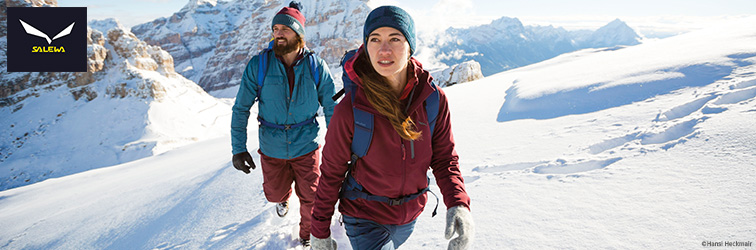 Salewa Clothing at Bergzeit.co.uk