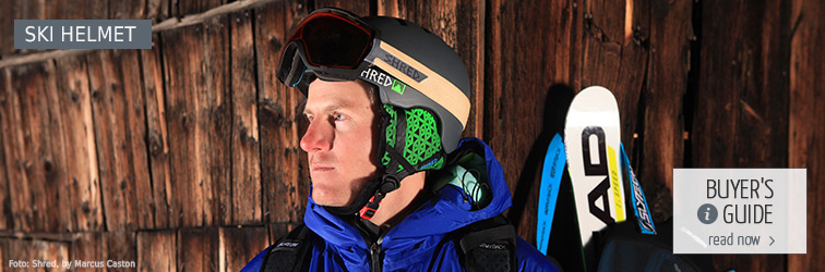 Buy Ski Helmets secure and conveniently in the Bergzeit shop