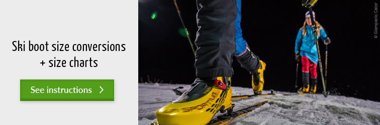 What are these ski boot sizes? - Read more at the Bergzeit Journal