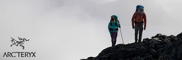 Buy Arcteryx secure and conveniently at Bergzeit