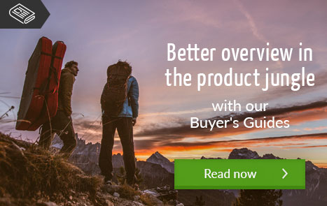 Better overview in the product jungle with our Buyer's Guides