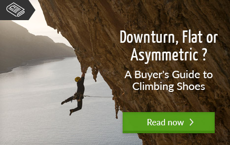 A Buyer's Guide to climbing shoes