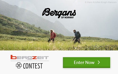 Lucky Duck - Win a Bergans Hiking Package worth over 500 Euro