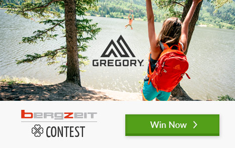 Contest: Win a Gregory Backpack Set worth 539 Euro