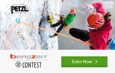 Lucky Duck - Win a Petzl Climbing Package worth over 500 Euro