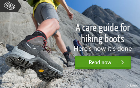 A Care Guide for hiking boots