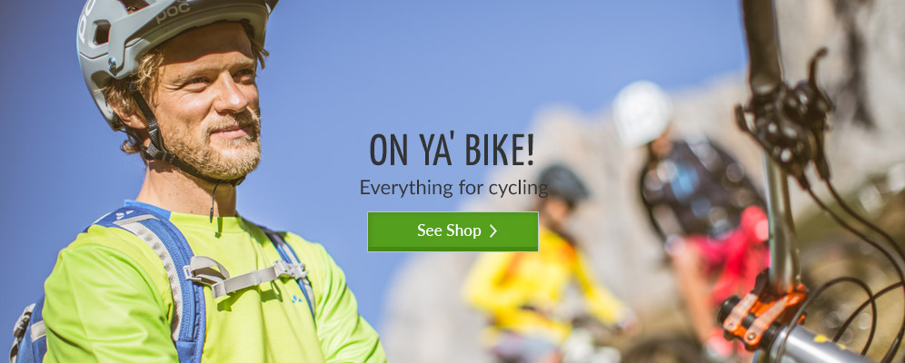 Get on 'ya bike! - Everything biking