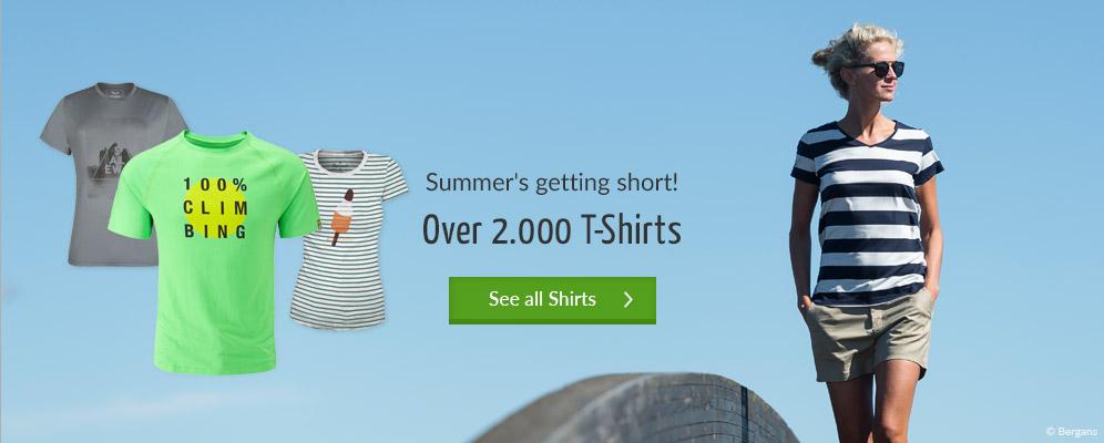 Summer's getting short! - Over 2,000 T-Shirts