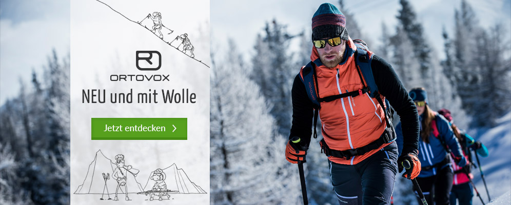 Ortovox Neuware Winter 17/18