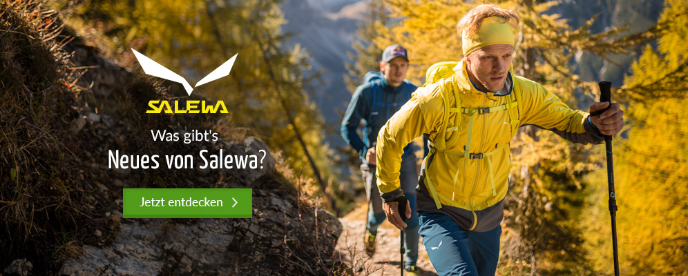 Salewa Neuware Herbst Winter 17/18