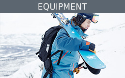 Buy Hagloefs equipment secure and conveniently at Bergzeit