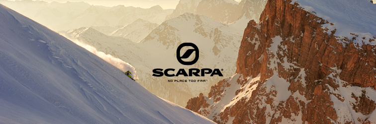 Buy Scarpa secure and conveniently at Bergzeit