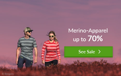 Merino Sale at Bergzeit Shop