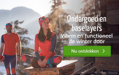 Base Layers in the bergzeit outdoor shop
