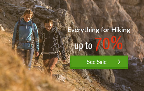 Hiking Sale